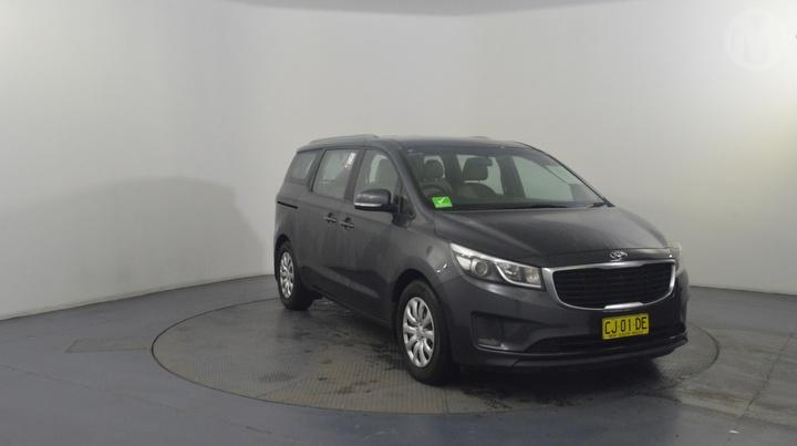 c9f173e2ae Used 2016 Kia Carnival S GSL A T 4D Station Wagon For Auction in ...