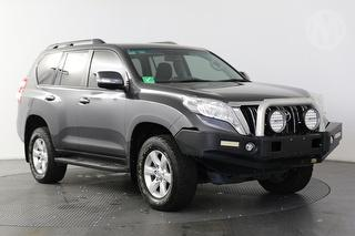 2014 Toyota Landcruiser Prado KDJ150R GXL 5D 4WD Photo