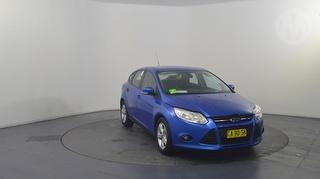 2014 Ford Focus LW MKII Trend 5D Hatch Photo