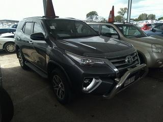 2018 Toyota Fortuner Crusade 4WD Photo