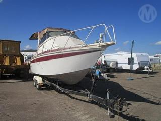 Cairns Custom Craft 7.2 Boat Sold With Trailer 6H9T22000M2NN4318 Photo