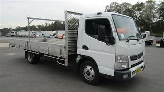 2013 Fuso Canter 615 Tray GVM 6,000kg Photo
