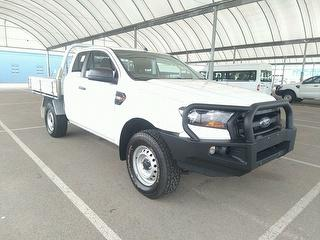2016 Ford Ranger PX MKII XL 3.2D 4WD 4D X-cab Chassis (QFleet) Photo