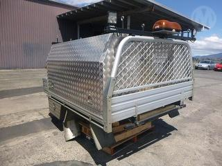 King Trailers UTE Body With Toolboxes Photo