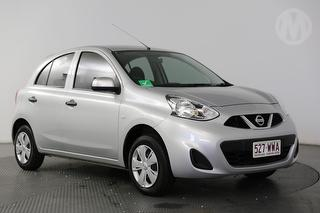2016 Nissan Micra K13 ST 5D Hatch Photo