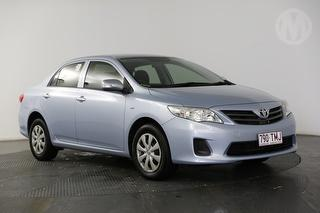 2013 Toyota Corolla ZRE15 Ascent 4D Sedan Photo
