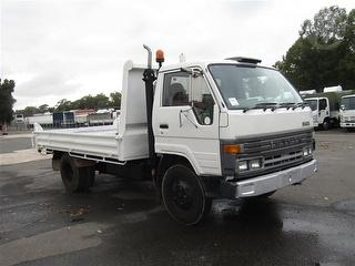 1991 Toyota Dyna Tipper **sold Without # Plates** GVM 6,000kg Photo