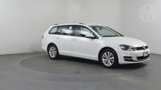 2015 Volkswagen Golf VII 90TSI Comfortline 4D Station Wagon Photo