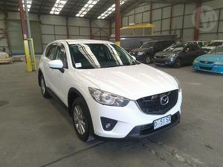 2014 Mazda CX-5 Maxx Sport 5D S/Wagon Photo