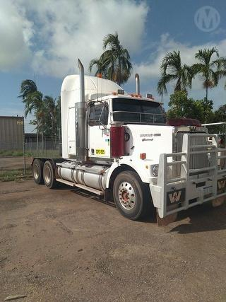2006 Western Star 4800FX Constellation Serie Prime Mover GCM 90,500kg Photo
