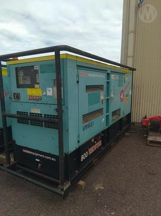 2013 Denyo DCA-1950I 150kva Generator (Industrial) Photo