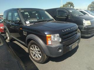 2007 Land Rover Discovery 3 SE S/Wagon Photo