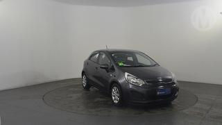 2014 Kia Rio UB S A/T 4D Hatch Photo