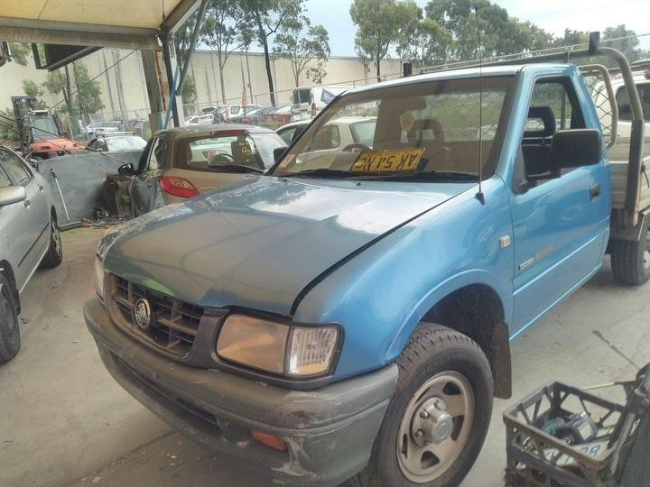 2001 Holden Rodeo R9 LX Cab Chassis - Used Car for Sale