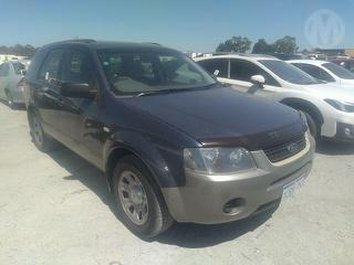 2007 Ford Territory SY TX S/Wagon 4D Wagon Photo