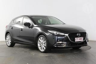 2016 Mazda MAZDA3 Gen III SP25 GT 5D Hatch Photo