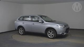 2014 Mitsubishi Outlander ZJ ES 5D S/Wagon Photo