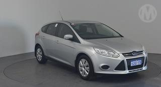 2013 Ford Focus LW MKII Ambiente 5D Hatch Photo