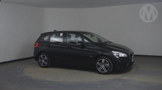 2015 BMW 218i Active Tourer Sport Line 5D Hatch Photo