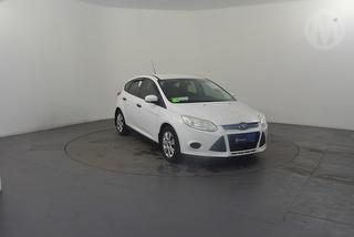2011 Ford Focus LW Ambiente Hatch Photo