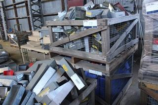 Workshop Supplies 4 Pallets OF Hand Made Trays Various Sizes Photo