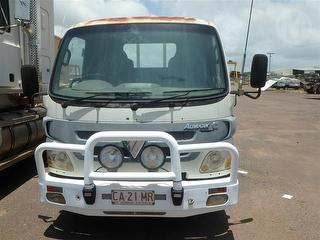 2010 Foton Aumark BJ1049 Tray GVM 4,490kg Photo