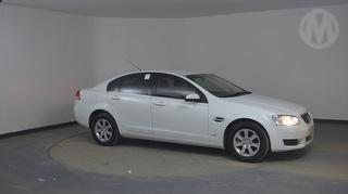 2011 Holden Commodore VEII Omega 4D Sedan Photo
