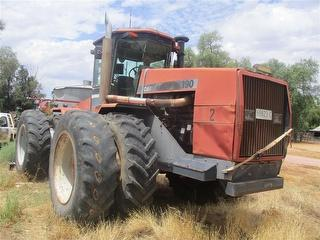 Case IH 9390 Tractor Photo