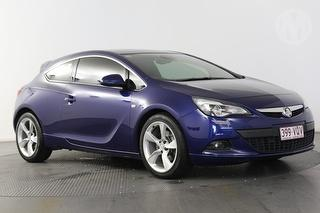 2015 Holden Astra PJ GTC Sport 3D Hatch Photo