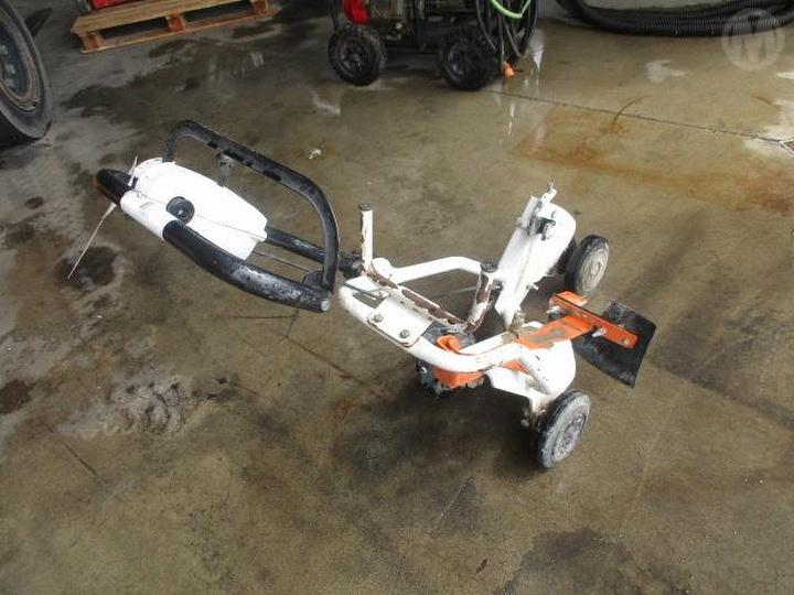 Stihl Concrete Saw Trolley Spare Parts For Auction in Eagle Farm