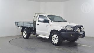 2014 Toyota Hilux 150 SR 2D Cab Chassis Photo