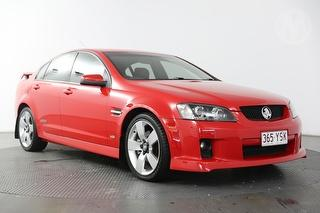 2007 Holden Commodore VE SSV 4D Sedan Photo