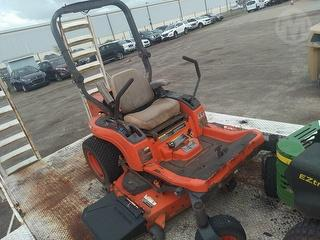 Kubota ZD221Z Mower (Ride on) Photo