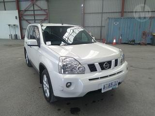 2008 Nissan X-Trail T31 TS 5D S/Wagon Photo