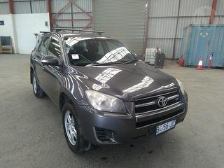 2010 Toyota Rav 4 A3R CV6 5D AWD Photo