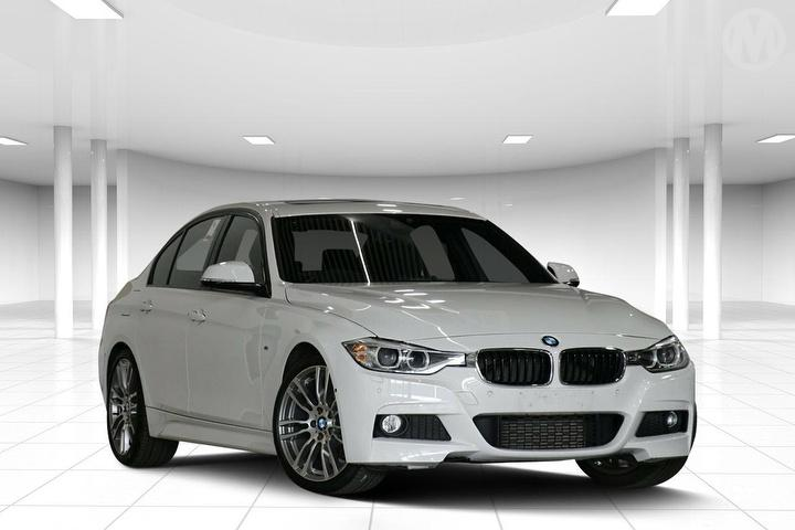 edc246b92d41 Used 2015 BMW 3 Series F30 320d 4D Sedan For Auction in Eagle ...