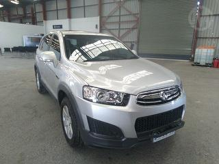2014 Holden Captiva CG 7 LS 5D Wagon Photo