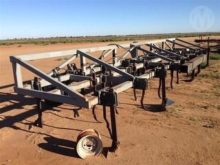 Tolco 8 Row Culivator Photo