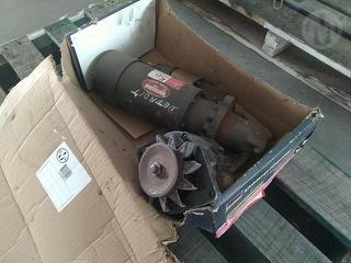 Assorted Box Starter Motor And Alternator Spare Parts Photo