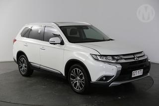 2016 Mitsubishi Outlander ZK Exceed 5D S/Wagon Photo