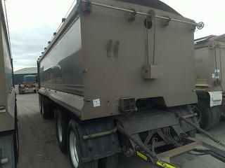 2008 Tefco 4 Axle Dog Trailer ATM 31,000kg Photo