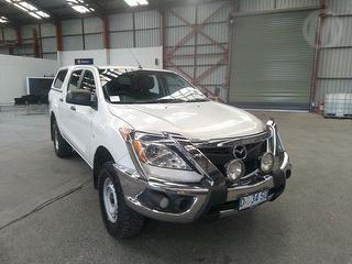 2013 Mazda BT-50 XT 4D Dual Cab Utility Photo