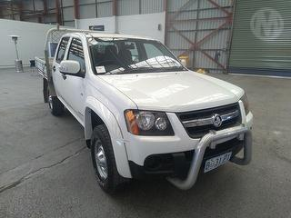 2010 Holden Colorado RC LX 4D Dual Cab Utility Photo