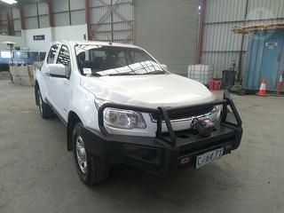 2012 Holden Colorado RG LX 4D Dual Cab Utility Photo
