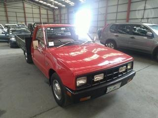 1984 Holden Rodeo 2000 Cab Chassis Photo