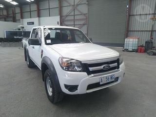 2009 Ford Ranger PK XL 4D Dual Cab Utility Photo