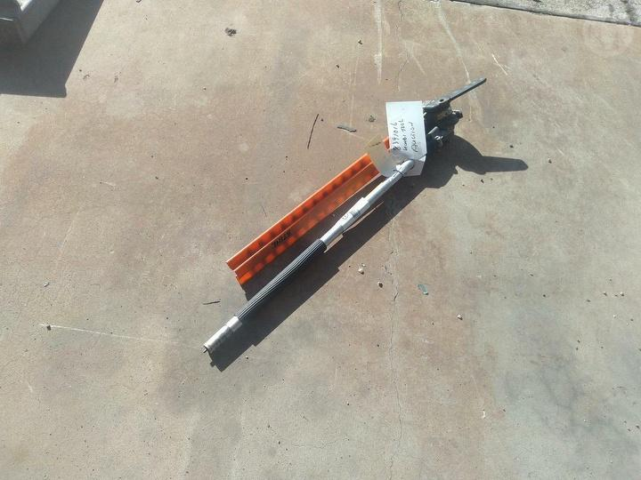 Used Stihl Kombi Hedger Attachment Parks & Gardening For