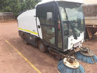 2012 Macdonald Johnson CN200 Sweeper (Warehouse/Foot P ***LOCATED IN WEIPA*** Photo