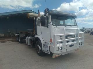 2012 Iveco Acco 2350 Hook Truck Located Townsville,qld GVM 24,500kg Photo