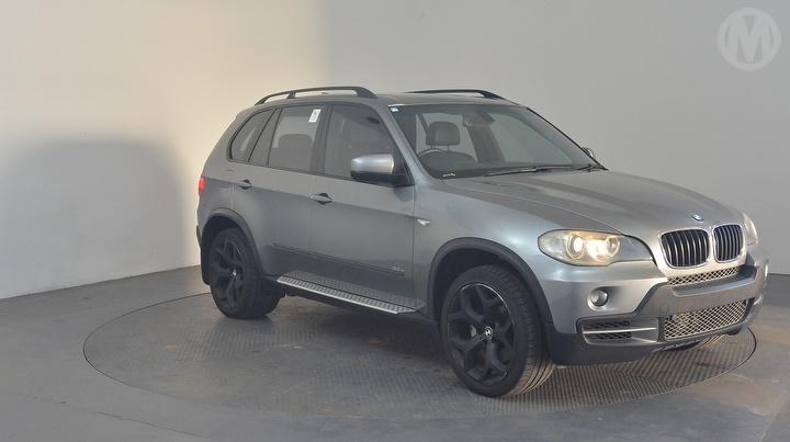 Used 2007 Bmw X5 E70 3 0d 5d Suv For Auction In Perth Int L Airport